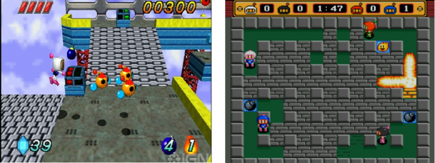 Bomberman Hero 4