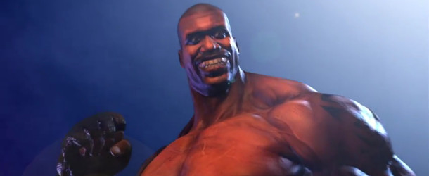 Surprisingly-Not-Fabricated News: Shaq-Fu: A Legend Reborn