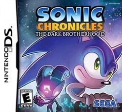 Sonic Chronicles Cover