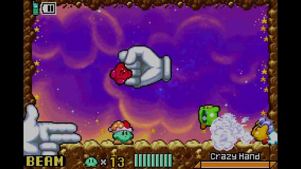 Kirby Mirror 3