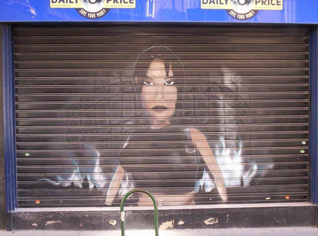 Spain Graffiti 1