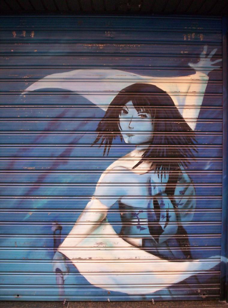 Spain Graffiti 2