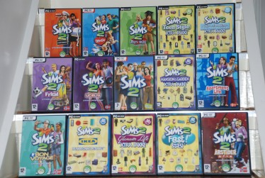 all sims 2 packs