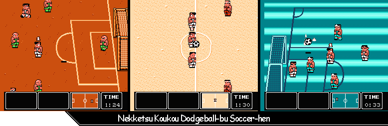 Nekketsu-Koukou-Dodgeball-Bu-Soccer-fields