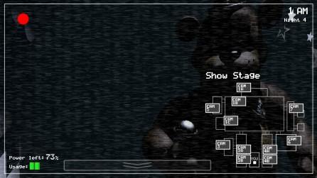 The bear himself!