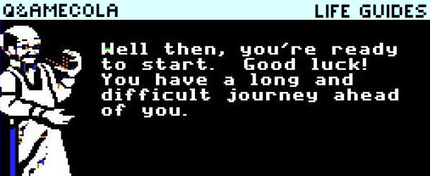 banner oregon trail life guide
