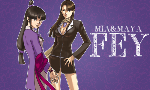 maya mia fey ace attorney