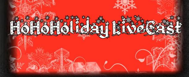 HoHoHoliday-LIVEcast-Banner