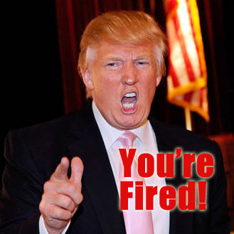 donald trump youre-fired
