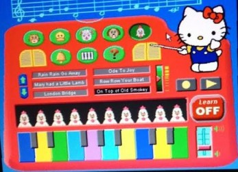 Hello Kitty Presents - The Chicken Ochestra!