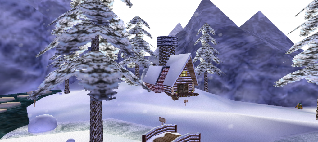 majoras mask MountainVillage