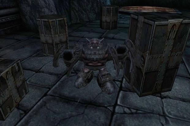 Rune - Dwarven War Machine