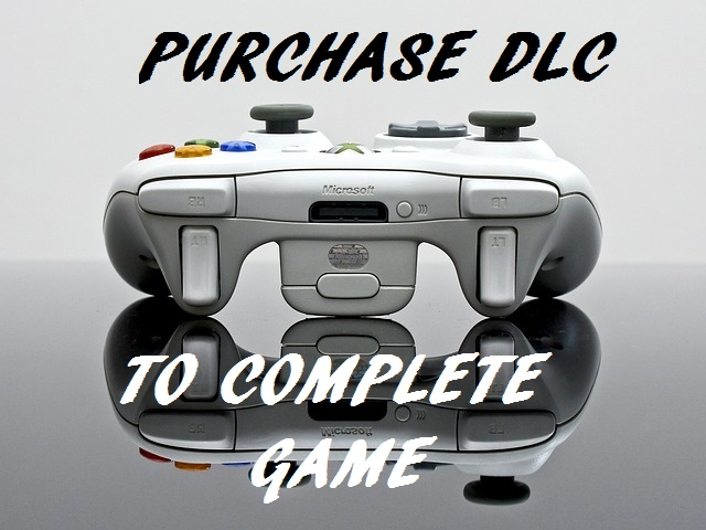 purchase requirement dlc