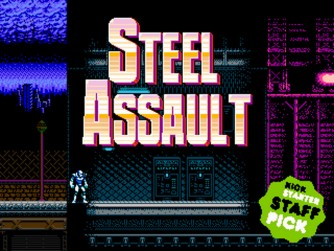 Steel-Assault-Funded