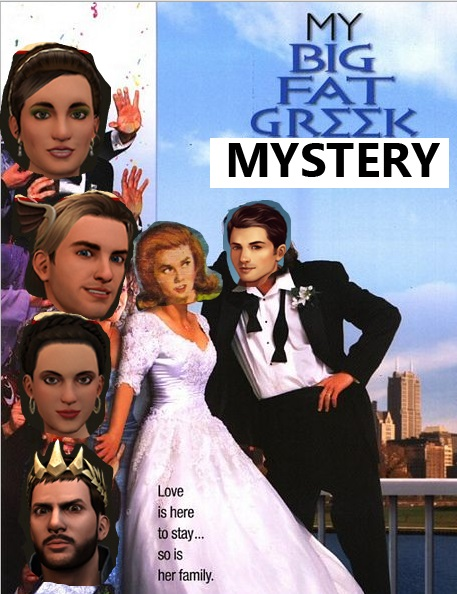 My Big Fat Greek Mystery