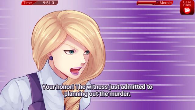 The Prosecutor of Regeria Hope