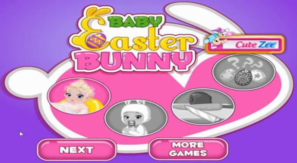 Easter-Videogames