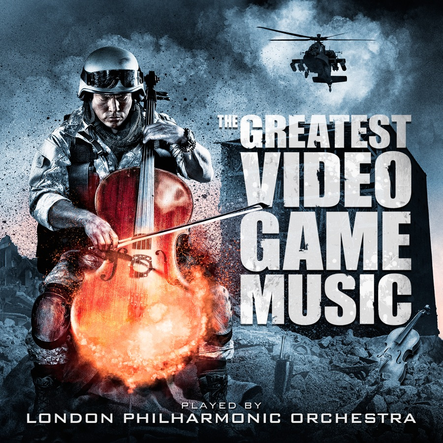 TheGreatestVideoGameMusic London Philharmonic Orchestra
