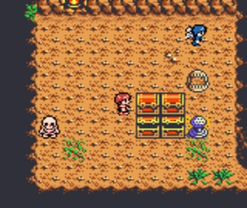 Lufia TLR Dungeon 2