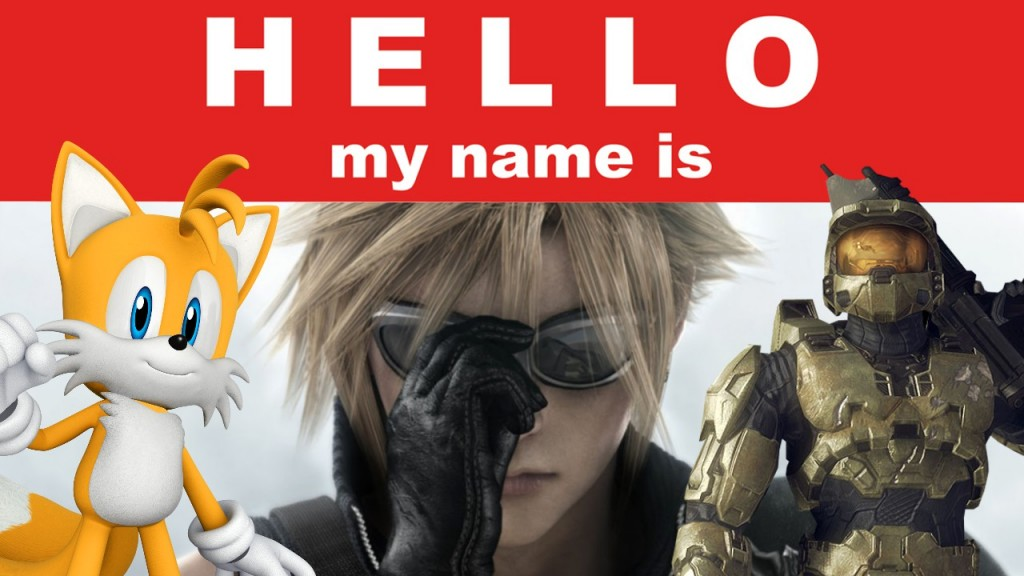 game name tag