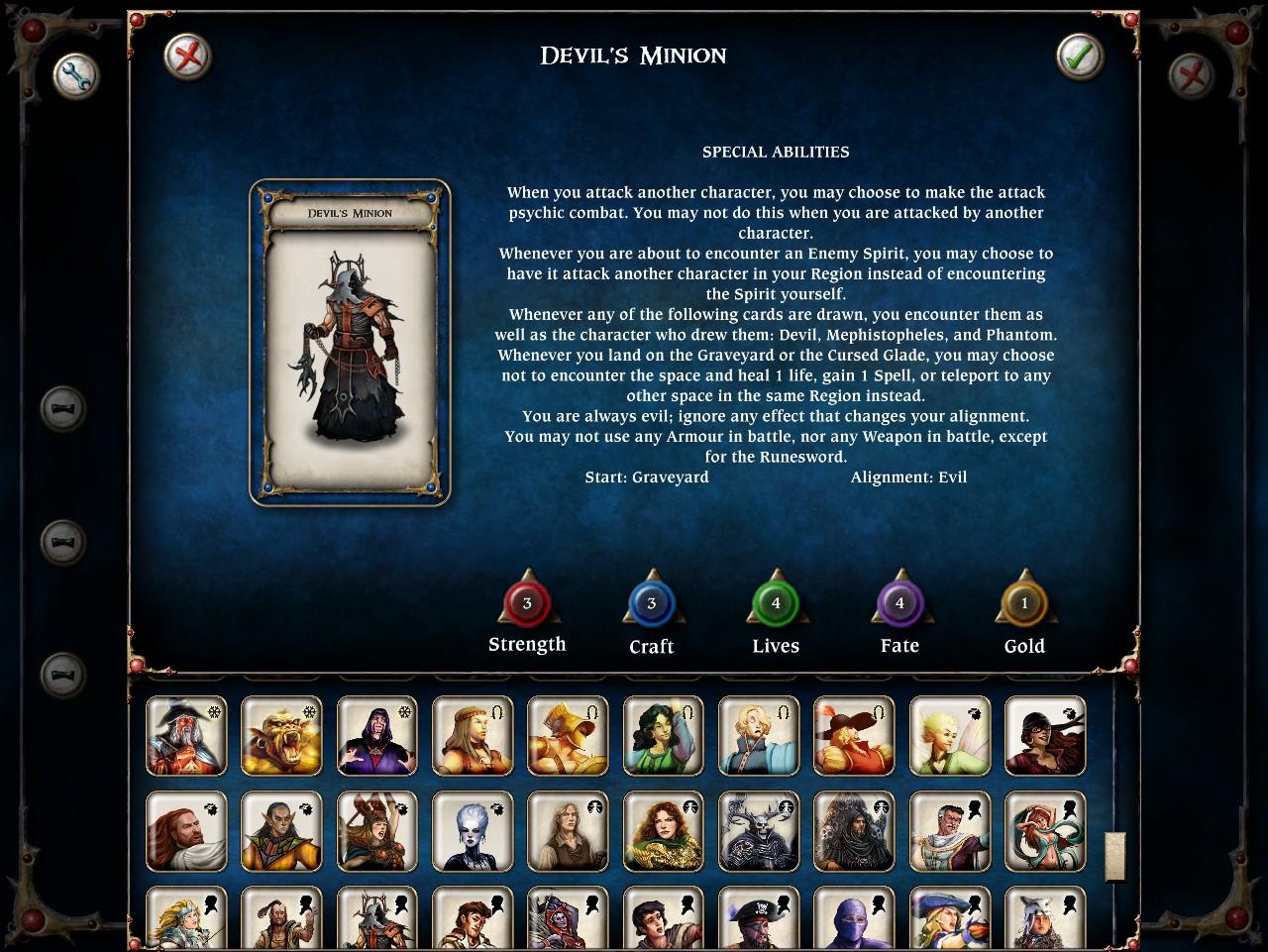 Talisman: Digital Edition - Magical Ladies 2015 pc game Img-2