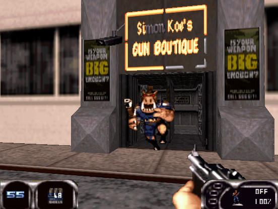 Duke-Nukem-64-Simon-Koes-Gun-Boutique