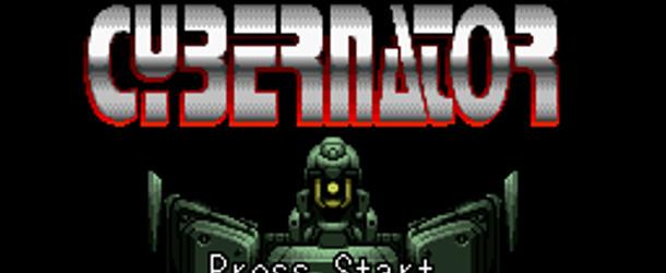 Cybernator (SNES) – GameCola