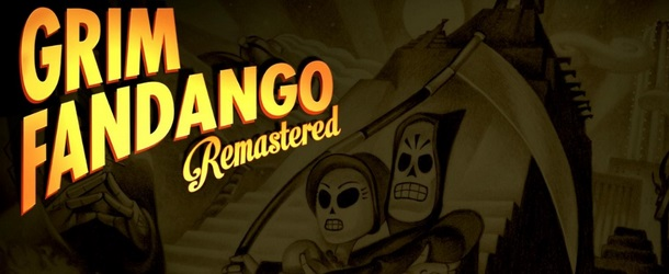 Grim Fandango Banner