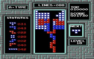 QandA July - tetris 1