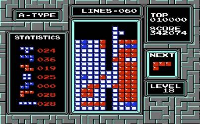 QandA July - tetris 2