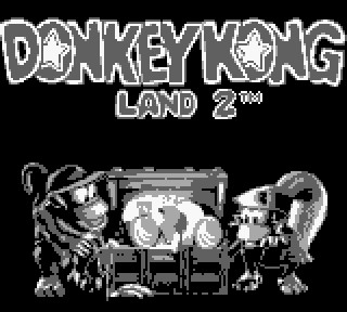 Donkey-Kong-Land-2-Title-Screen