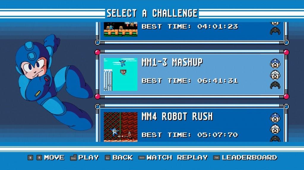 MMLC Challenge List