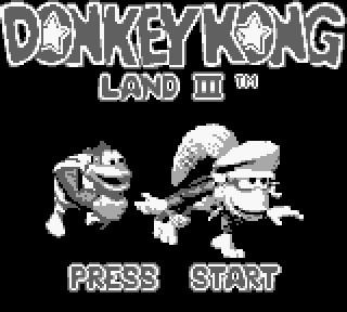 Donkey-Kong-Land-III-Title-Screen