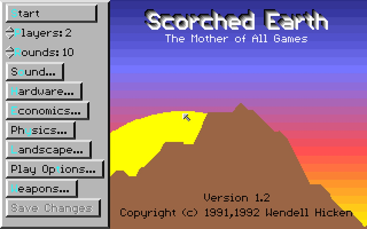 scorcedearth