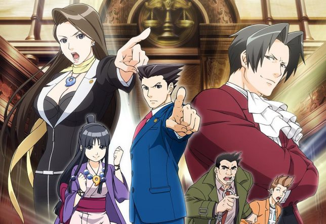 Analyzing The Ace Attorney Anime Gamecola