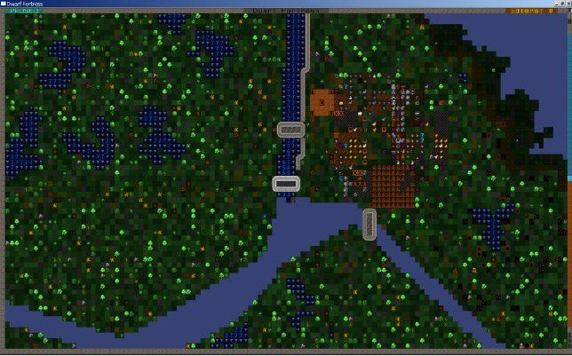 Q&A Nov - Dwarf Fortress