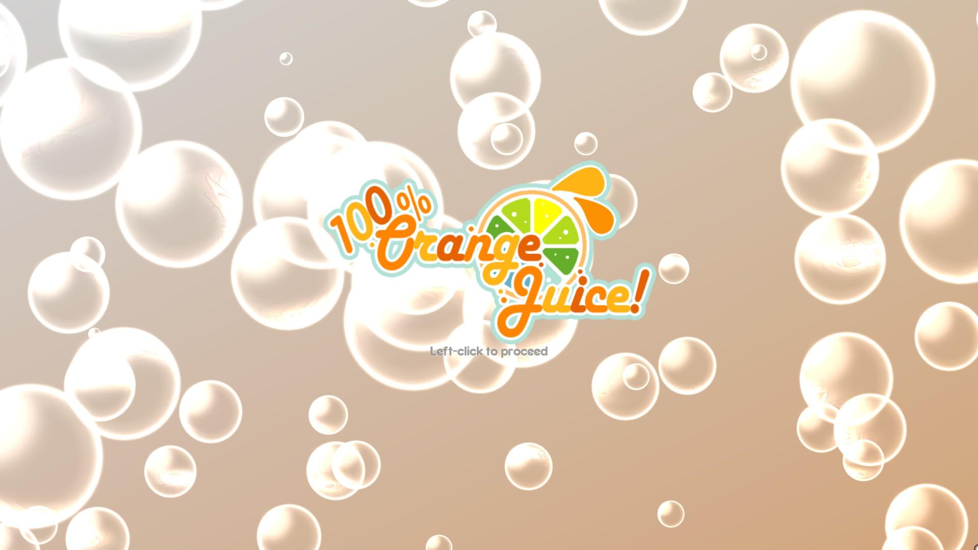 100 Orange Juice Pc Gamecola