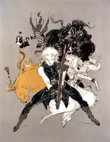 Just gonna be inserting Amano art all over the place.