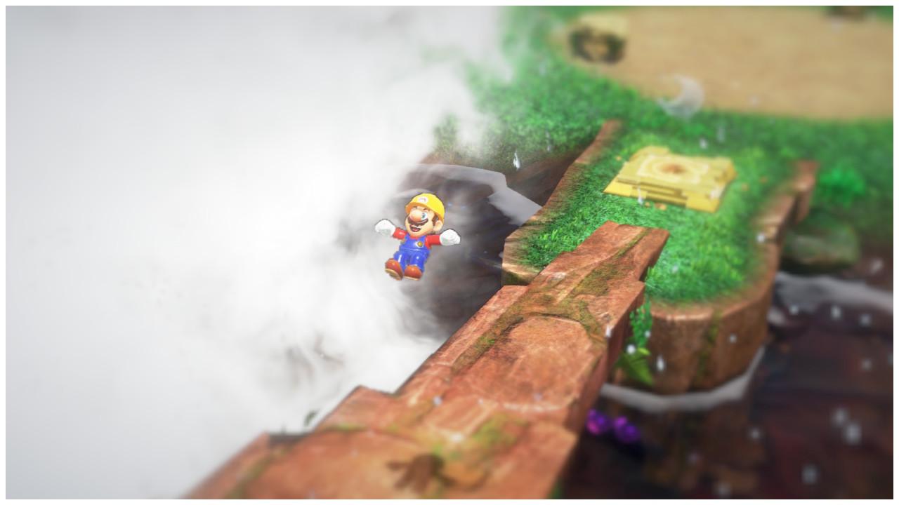 Super Mario Odyssey Switch Gamecola